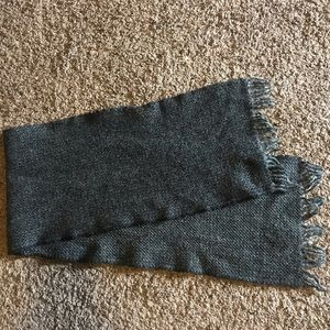 Vintage Givenchy wool scarf